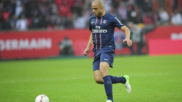 FOOTBALL - 2012/2013 - PSG - Alex