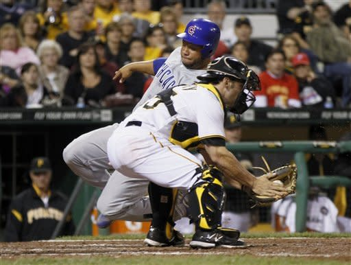 Cubs beat fading Pirates 4-3
