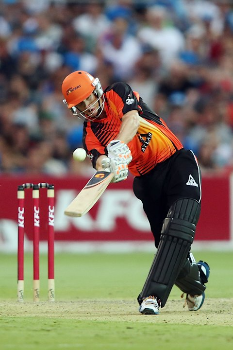 Big Bash League - Strikers v Scorchers