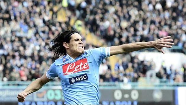 Serie A - Cavani may miss Napoli game after late Uruguay return