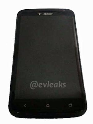 Photo of HTC's new One X+ 'superphone' leaks