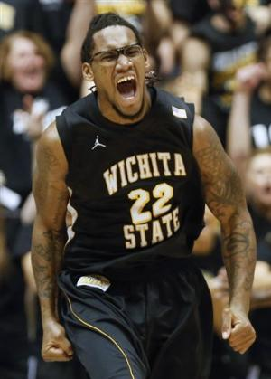 Wichita State tops No. 12 Creighton, 67-64