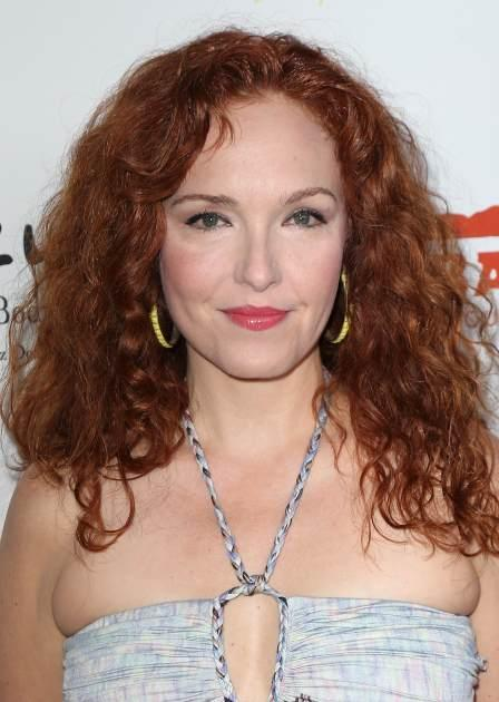Amy Yasbeck attends the 15th Annual DesignCare on July 27, 2013 in Malibu -- Getty Images