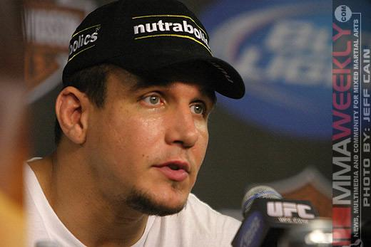 Frank Mir Granted Testosterone Replacement Therapy Exemption for UFC 169 Bout