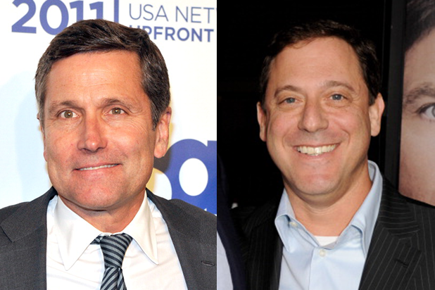 Ousted Exec Adam Fogelson Dines With Replacement Jeff Shell, Comcast Brass