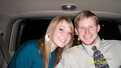 Photo from December, 2008 of Kelly Katrina Hildebrandt, 20, left, and Kelly Carl Hildebrandt, 24 (AP Photo/Kelly Carl Hildebrandt)