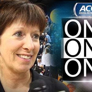 Muffet McGraw Reacts To First ACC Title