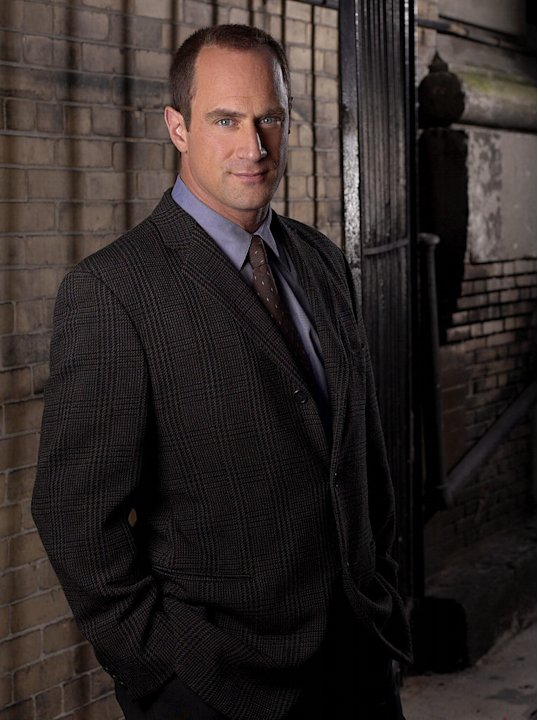 Christopher Meloni stars as Det. Elliot Stabler in Law &amp; Order: SVU on NBC. 