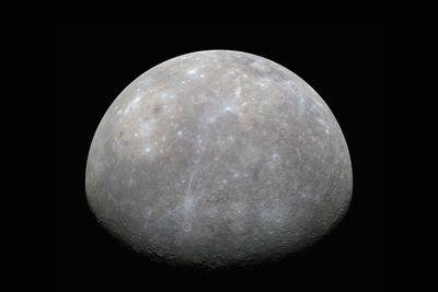 Mercury is shrinking — and 4 other facts we've learned from NASA's MESSENGER probe