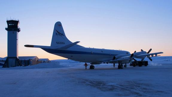 NASA's IceBridge Readies 1st Antarctica-Based Research Flights
