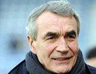 National rugby league president Pierre-Yves Revol, pictured in January 2012. The President of the French National Rugby League (LNR) indicated Thursday that the Top 14 championship would remain a 14-team league next season, rather than expanding to a 16-club format preferred by some club presidents