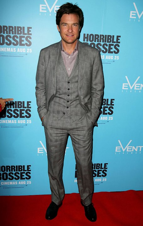 Jason Bateman arrives at the premiere of &quot;Horrible Bosses&quot; at Event Cinemas on August 16, 2011 in Sydney, Australia. 