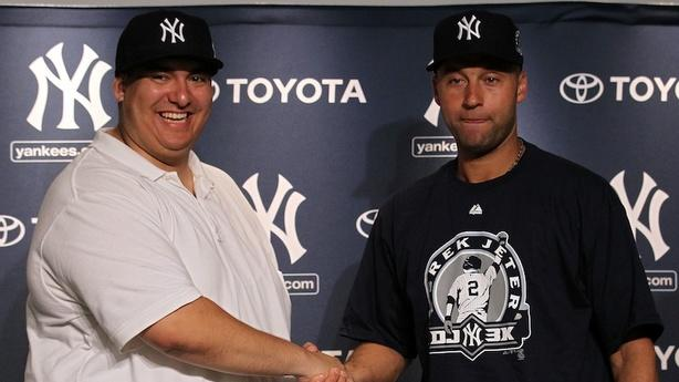 Yankees Fan Who Caught Jeter's Ball May Have a Steep Tax Bill