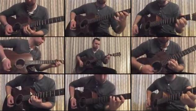 Irish musician produces epic acoustic version of Champions League anthem
