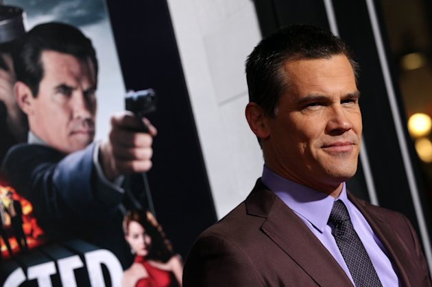 Josh Brolin stars in Spike Lee's Oldboy remake