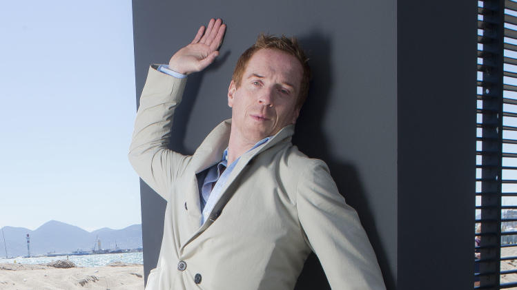 Actor Damian Lewis poses for photographers during The Silent Storm portrait session at the 66th international film festival, in Cannes, southern France, Tuesday, May 21, 2013. (Photo by Joel Ryan/Invision/AP)