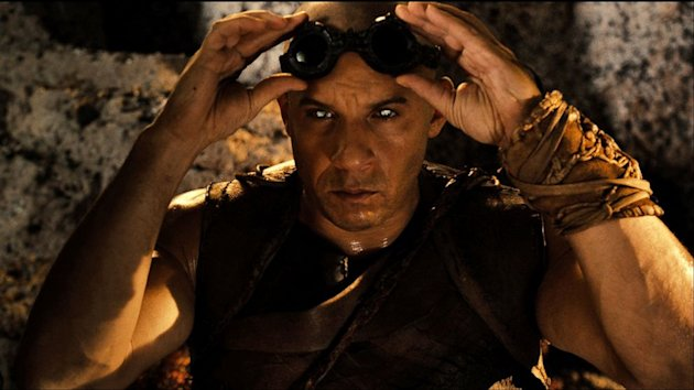 Vin Diesel: 'I Had To Leverage My House' for 'Riddick' (ABC News)