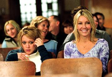 Hilary Duff and Heather Locklear in Universal Pictures' The Perfect Man