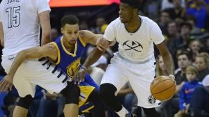 Emmanuel Mudiay Loses Stephen Curry With Devastating Crossover