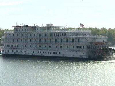 Mississippi River Boats Make a Comeback