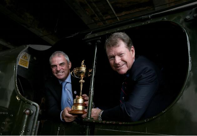 2014 Ryder Cup - One Year to Go