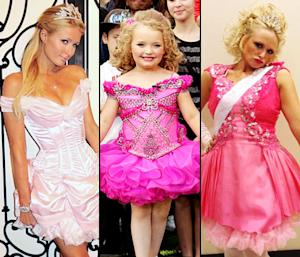 Paris Hilton vs. Miranda Lambert: Who Wore the Honey Boo Boo Halloween Costume Best?