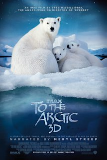 Poster of To The Arctic 3D