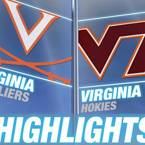 Virginia vs Virginia Tech | 2014-15 ACC Men's Basketball Highlights