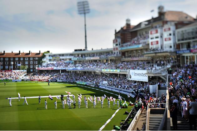 Cricket - Fifth Investec Ashes Test - Day One - England v Australia - The Kia Oval