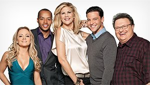 "A host of familiar faces return to the small screen on ""The Exes"" (TV Land)"
