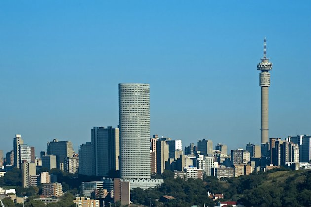Johannesburg is one of the …