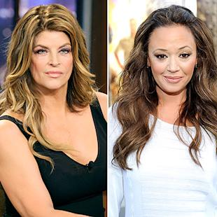 "Kirstie Alley Slams Leah Remini as a ""Bigot"" After Anti-Scientology Remarks"