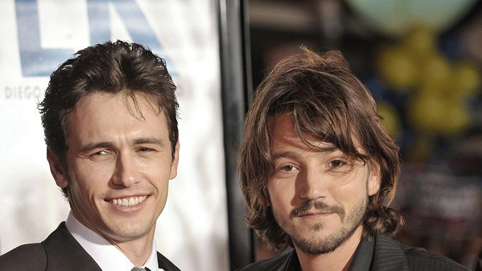 Milk San Francisco Premiere 2008 James Franco Diego Luna
