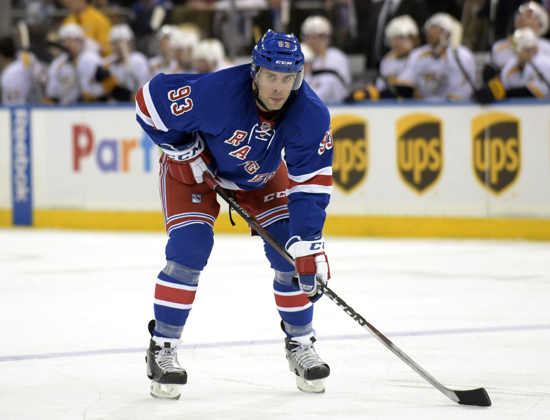 Rangers' rivals counter by stocking up at NHL trade deadline