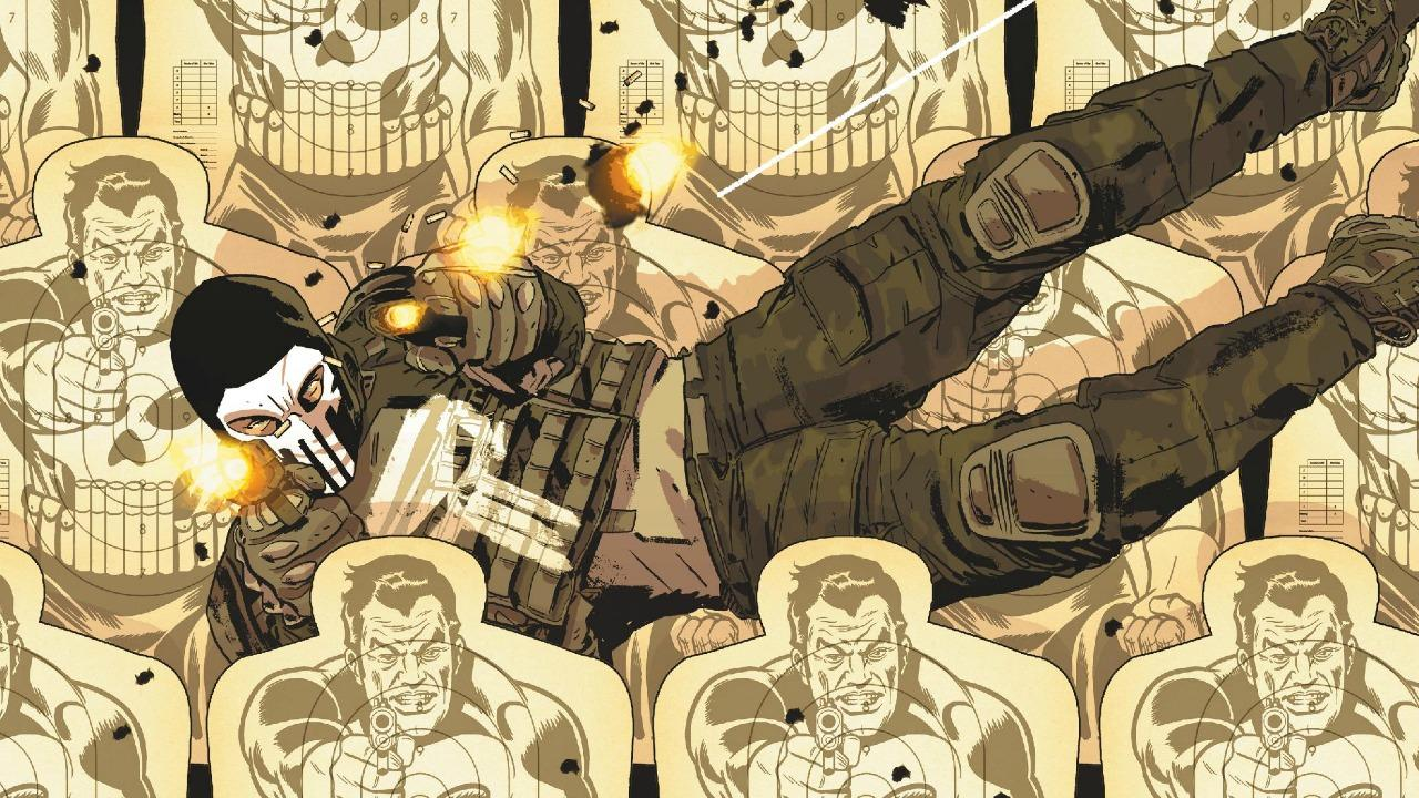 Preview Theatre: THE PUNISHER #15