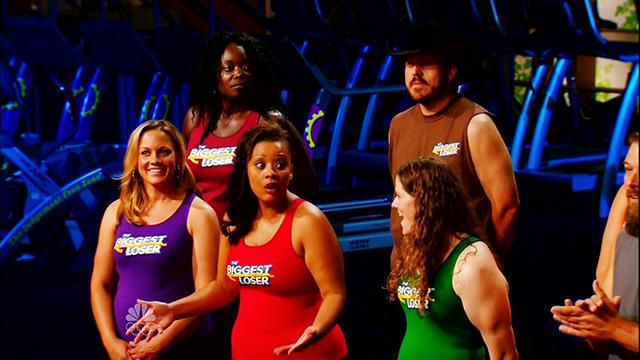 Major Twist on 'Biggest Loser'