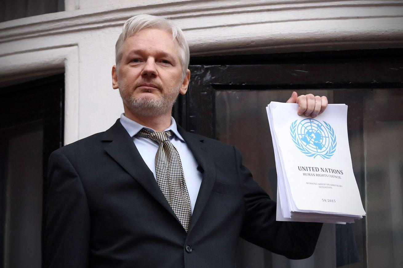 "Why the UN ruled Julian Assange is being ""arbitrarily detained,"" and why it matters"
