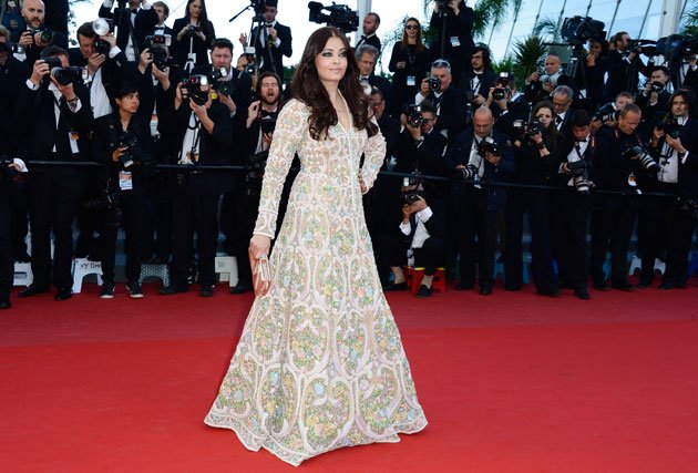 Aishwarya Rai: The Cannes Kaleidoscope