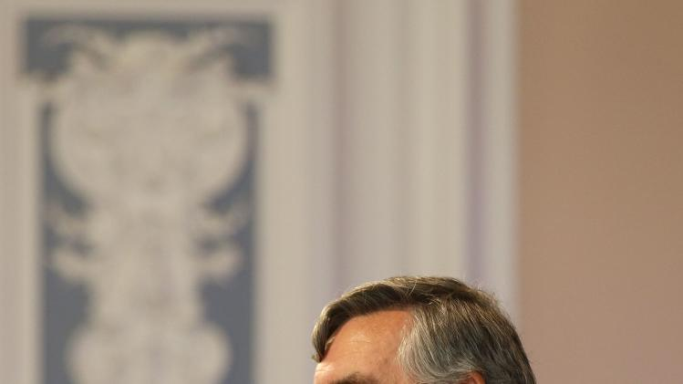 """Former British Prime Minister Gordon Brown speaks at a """"Better Together"""" rally in Dundee"""