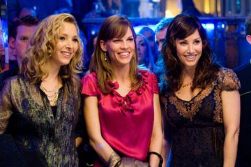 Lisa Kudrow , Hilary Swank and Gina Gershon in Warner Bros. Pictures' P.S. I Love You