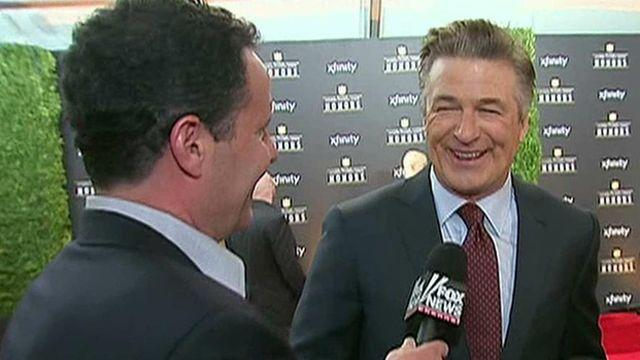 Kilmeade catches up with Alec Baldwin