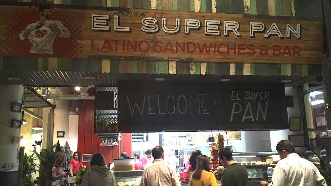 Hector Santiago's El Super Pan Officially Opens Today at Ponce City Market