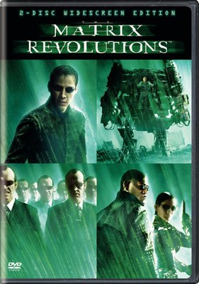 Warner Brothers' The Matrix: Revolutions
