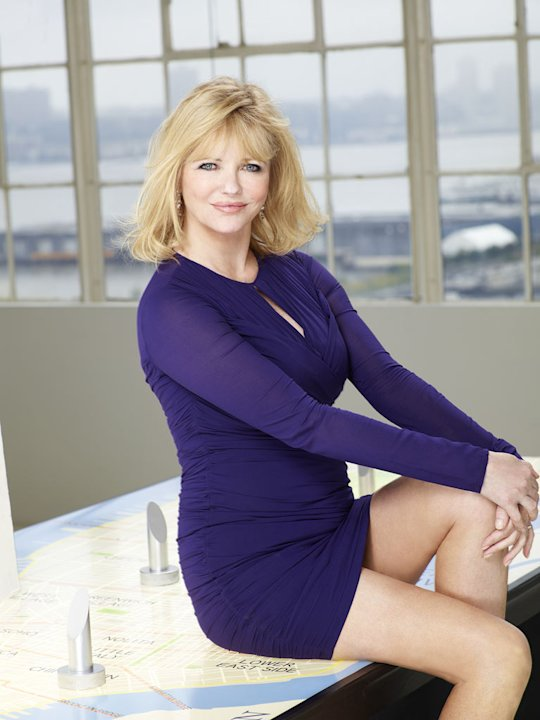 "Cheryl Tiegs competes in the 12th season of ""The Celebrity Apprentice."""