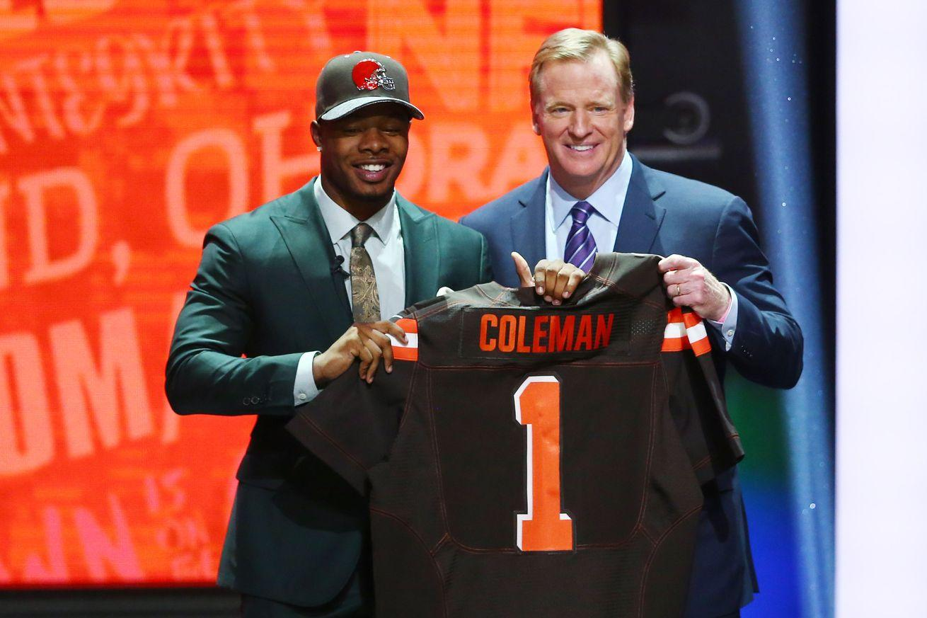 NFL Draft grades 2016: winners and losers in the AFC North