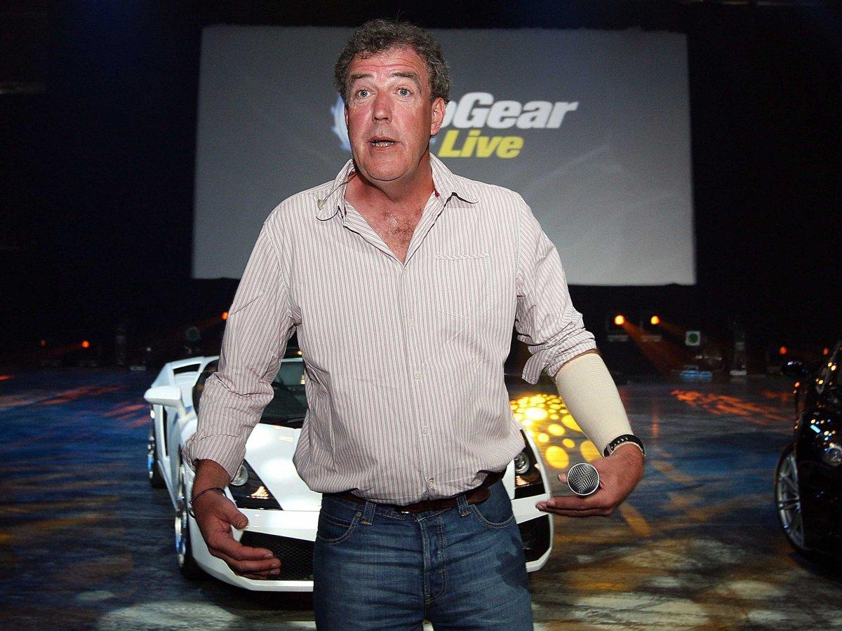 Jeremy Clarkson Hits The Road; What's Next For Him And 'Top Gear'?
