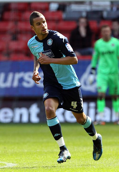 Craig Eastmond had a loan spell at Wycombe last season