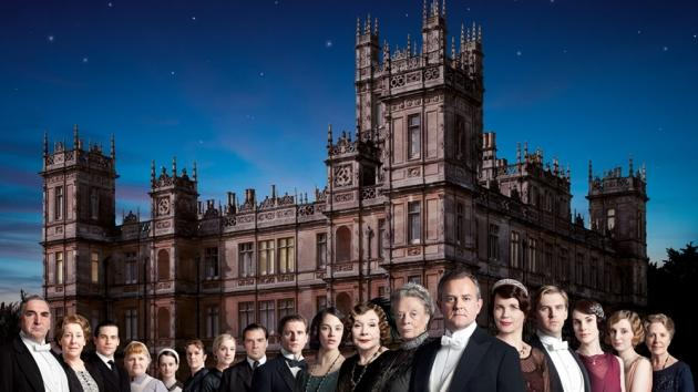 The 'Downton Abbey' Season 3 cast -- Carnival Film/Television Limited for Masterpiece