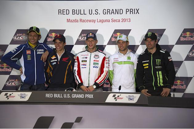 MotoGp Red Bull U.S. Grand Prix - Qualifying