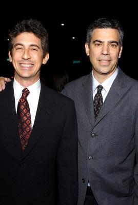 Director Alexander Payne and producer Michael London at the Beverly Hills premiere of Fox Searchlight's Sideways